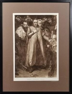 Jan MATEJKO (1838-1893) - według, Radziwiłł - Zebrzydowski - Stadnicki