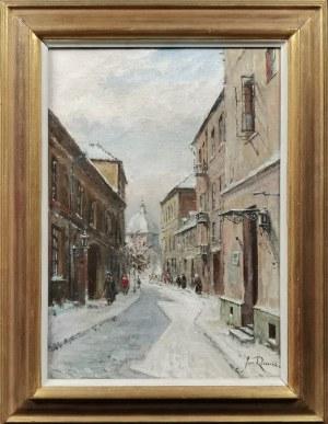Jan RAWICZ (XX W.), Uliczka
