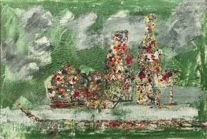 Henryk Piotr HEREC (ur. 1928), Martwa natura,1967