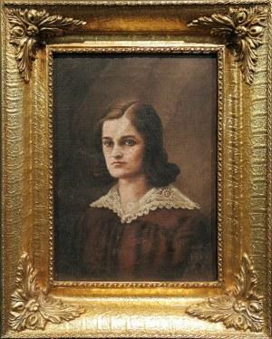 Artysta nieokreślony, Portret kobiety