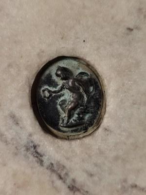 Plakieta z Apollo i Dafne