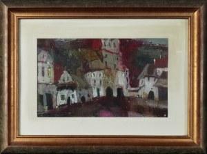 Marek ANDAŁA (ur.1957), Rynek Kazimierski, 2007