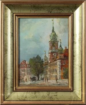 R. KAMONT, Zamek Królewski w Warszawie, 1998