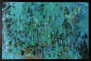 Jacek SIEDLEC, Emerald Dream, 2020