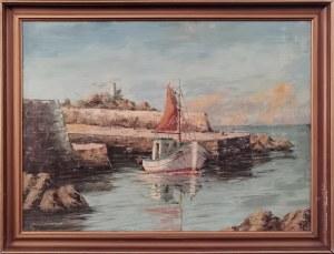 Louis BENDISEN (XX w.), Marina