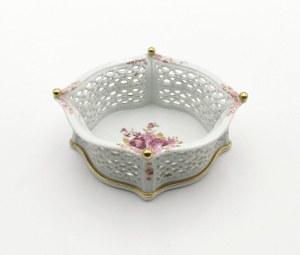 Wallendorf, Koszyk porcelanowy