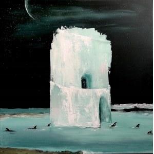 Andrzej Cybura (ur. 1976), Ice hotel, 2021