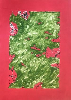 Jolanta Johnsson (ur. 1955), Struktury z natury, 2018 - 2021