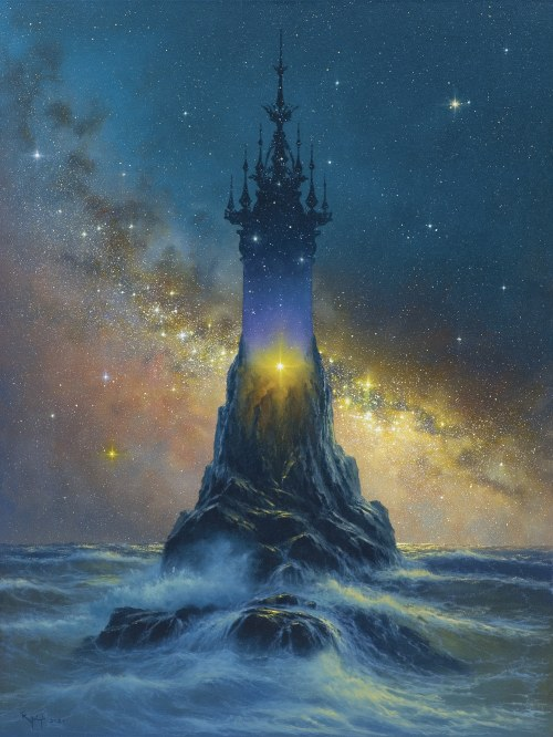 Rużyk Marek, KINGDOM OF STARS, 2021