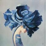 Bąk Karol, BLUE FLOWER, 2004