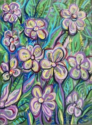 Urszula Szulborska, Kwiaty zielone