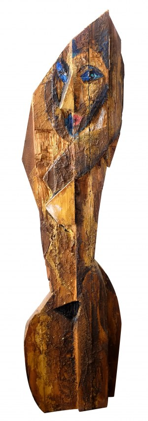 Kamieński Marek, Postać Indianina