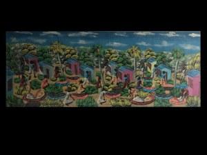 Artysta haitański, Codzienność