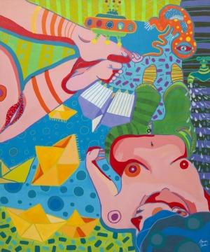 Marcin Painta (1983), One i Statki (2011)