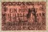 Bytom (Beuthen O.S.), 100 mld mk 1923
