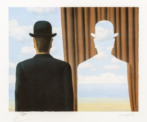 Rene MAGRITTE (1898 - 1967), Decalomanie, 2010