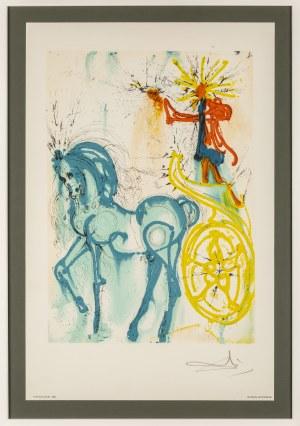 Salvadore DALI (1904 - 1989), Le Cheval de Triomphe, 1983