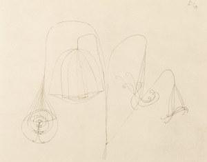 Paul KLEE (1879 - 1940), Quadrapula Gracilis, 1945