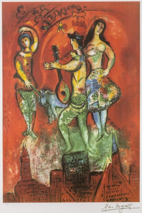 Marc CHAGALL (1887 - 1985), Carmen, 1970