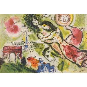 Marc CHAGALL (1887 - 1985), Romeo and Juliet, 1965
