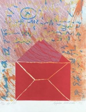 Bogdan KORCZOWSKI (ur. 1954), Enveloppe, 1985