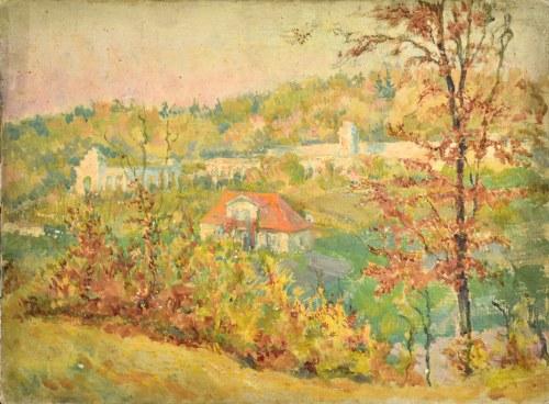 Józef PIENIĄŻEK (1888-1953), Pejzaż