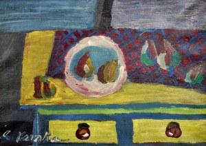 Lech KUNKA (1920-1978), Martwa natura