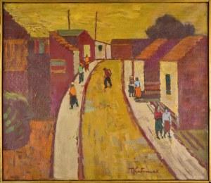 Tadeusz KUTERMAK (1909-1990), Idąc ulicą