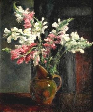 Roman JAROSZ(1888-1932), Kwiaty w wazonie, ok. 1928