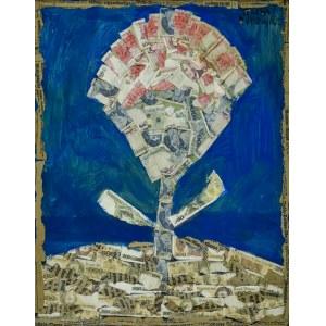 Teresa RUDOWICZ (1928-1994), Kwiat