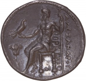 Greece - Macedonia - Alexander III The Great 336-323 BC Tetradrachma