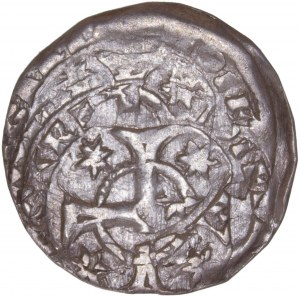 Hungary - Béla IV. (1235-1270) Denar ÉH 218