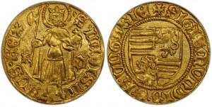Hungary - Sigismund (1387 – 1437) Goldgulden Pohl D2-25