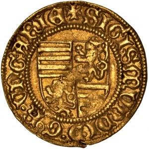 Hungary - Sigismund (1387 – 1437) Goldgulden Pohl D2-31