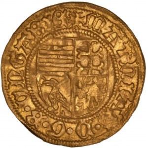 Hungary - Matthias I. Corvinus (1458-1490) Goldgulden