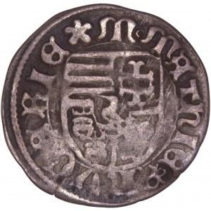 Hungary - Matthias I. Corvinus (1458-1490) Denar