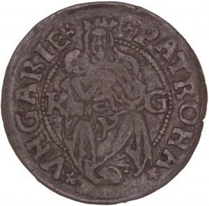 Hungary - Wladislaw II. (1490-1516) Denar 1508 K-G