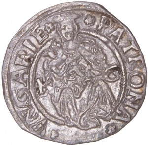 Hungary - Wladislaw II. (1490-1516) Denar 1513 K-G