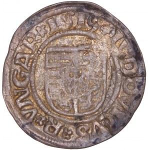 Hungary – Ludwig II. (1516-1526) Denar 1519 K-G