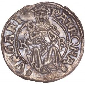 Hungary – Ludwig II. (1516-1526) Denar 1526 K-B