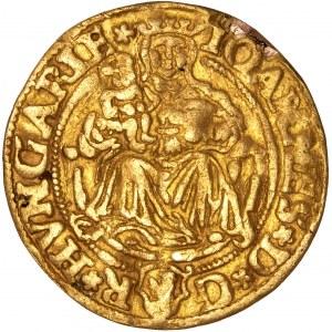 Hungary – Transylvania – Johann Zapolya 1540 Dukat / Ducat