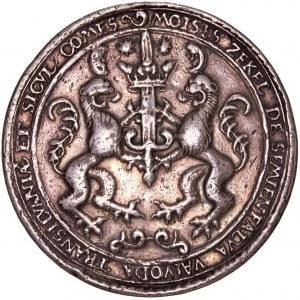 Hungary – Transylvania –Moses Szekely 1603 Taler / Thaler