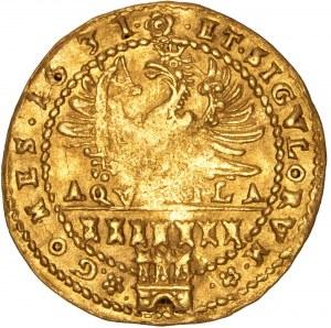 Hungary - Transylvania - George I. Rákoczi (1630-1648) Dukat / Ducat