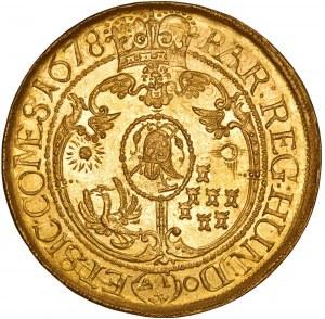 Hungary - Transylvania – Michael Apafi (1661-1690) 10 Dukat / Ducat 1678 AI