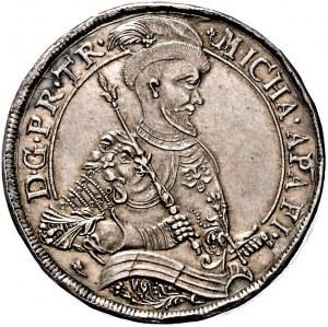 Hungary - Transylvania – Michael Apafi (1661-1690) 2 Thaler / Doppeltaler 1662