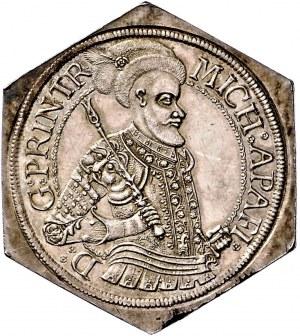 Hungary - Transylvania – Michael Apafi (1661-1690) 2 Thaler klippe / Doppeltalerklippe 1678