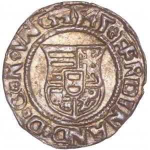 House of Habsburg - Ferdinand I. (1521-1564) Denar 1545