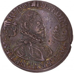 House of Habsburg - Rudolph II. (1576 - 1612) Thaler / Taler 1599 NB