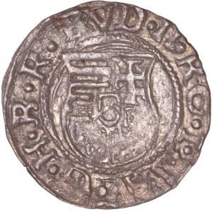 House of Habsburg - Rudolph II. (1576 – 1612) Denar 1584