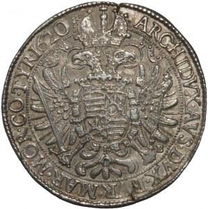 House of Habsburg - Ferdinand II (1619-1637) Thaler / Taler 1620 KB
